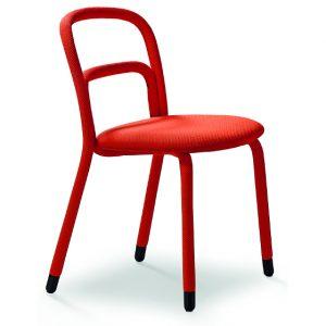 Обеденный стул Pippi S R_TS от итальянского производителя Midj