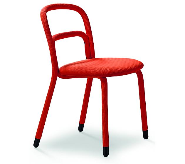 Midj Обеденный стул Pippi S R_TS от итальянского производителя Midj