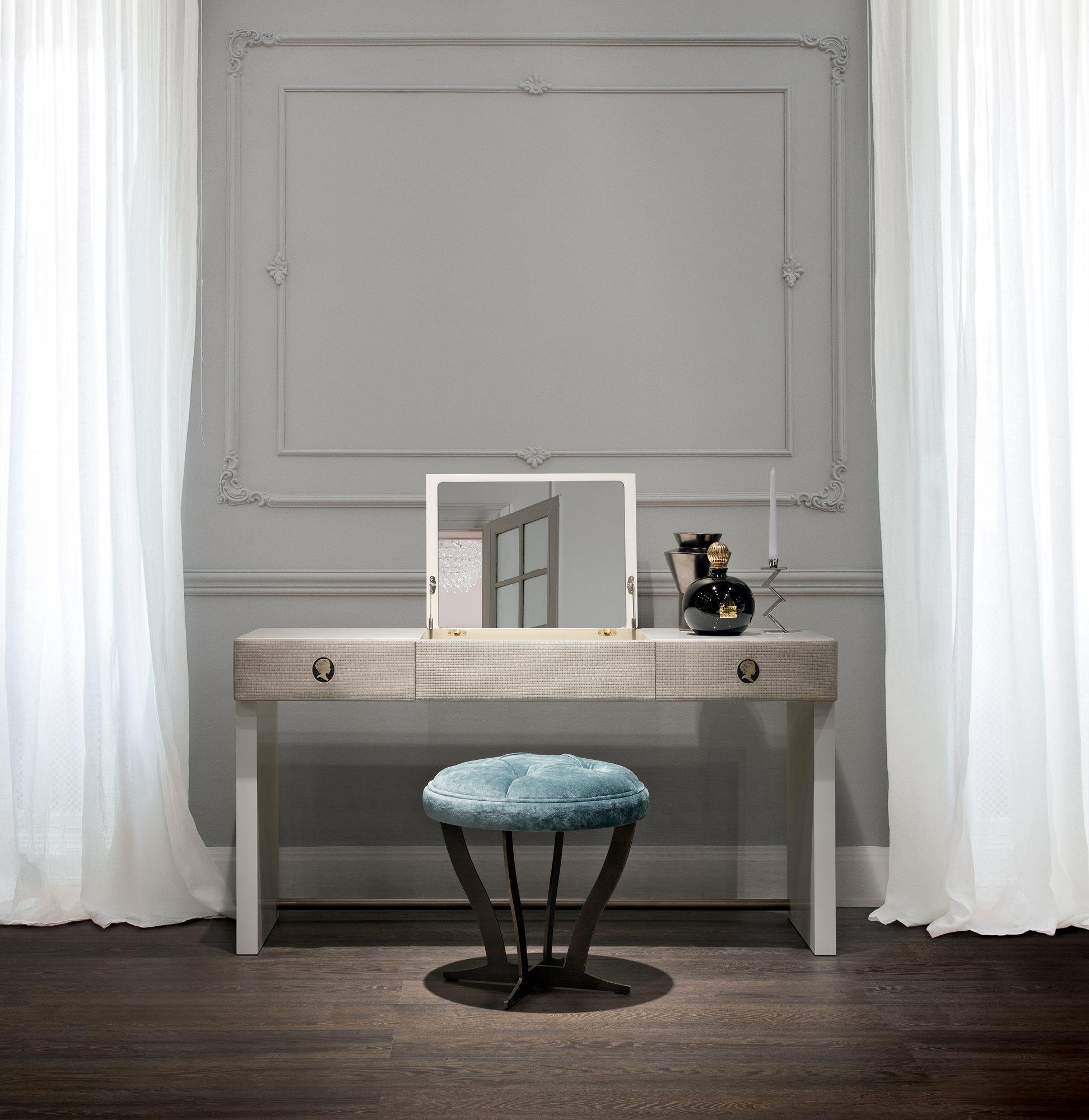Alberta Salotti (RU) Туалетный столик Jasmine от итальянского бренда Alberta salotti