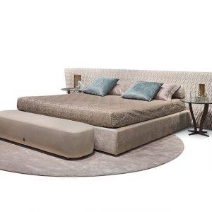 Кровать Semira от итальянского бренда Alberta salotti