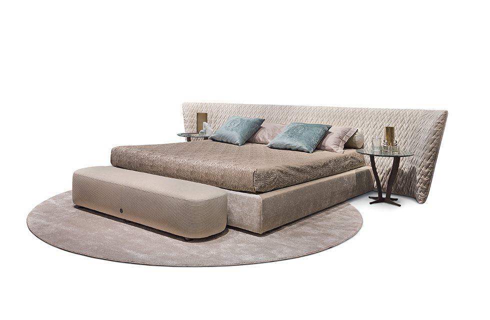 Alberta Salotti (RU) Кровать Semira от итальянского бренда Alberta salotti