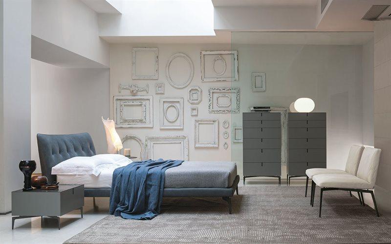 Alivar (RU) Кровать Arca от итальянского производителя  Alivar