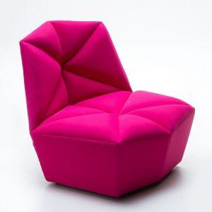 Кресло Gossip от итальянского бренда Alberta Salotti