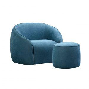 Кресло Baloo от итальянского производителя Alivar