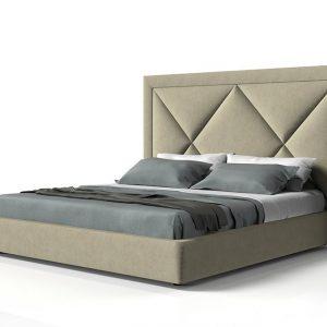 Кровать Corniche от итальянского производителя Alberta Salotti