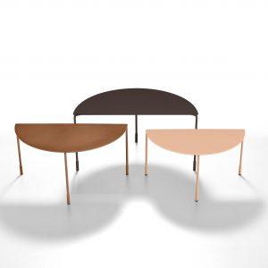 Кофейный столик Hoodi от итальянского бренда Midj