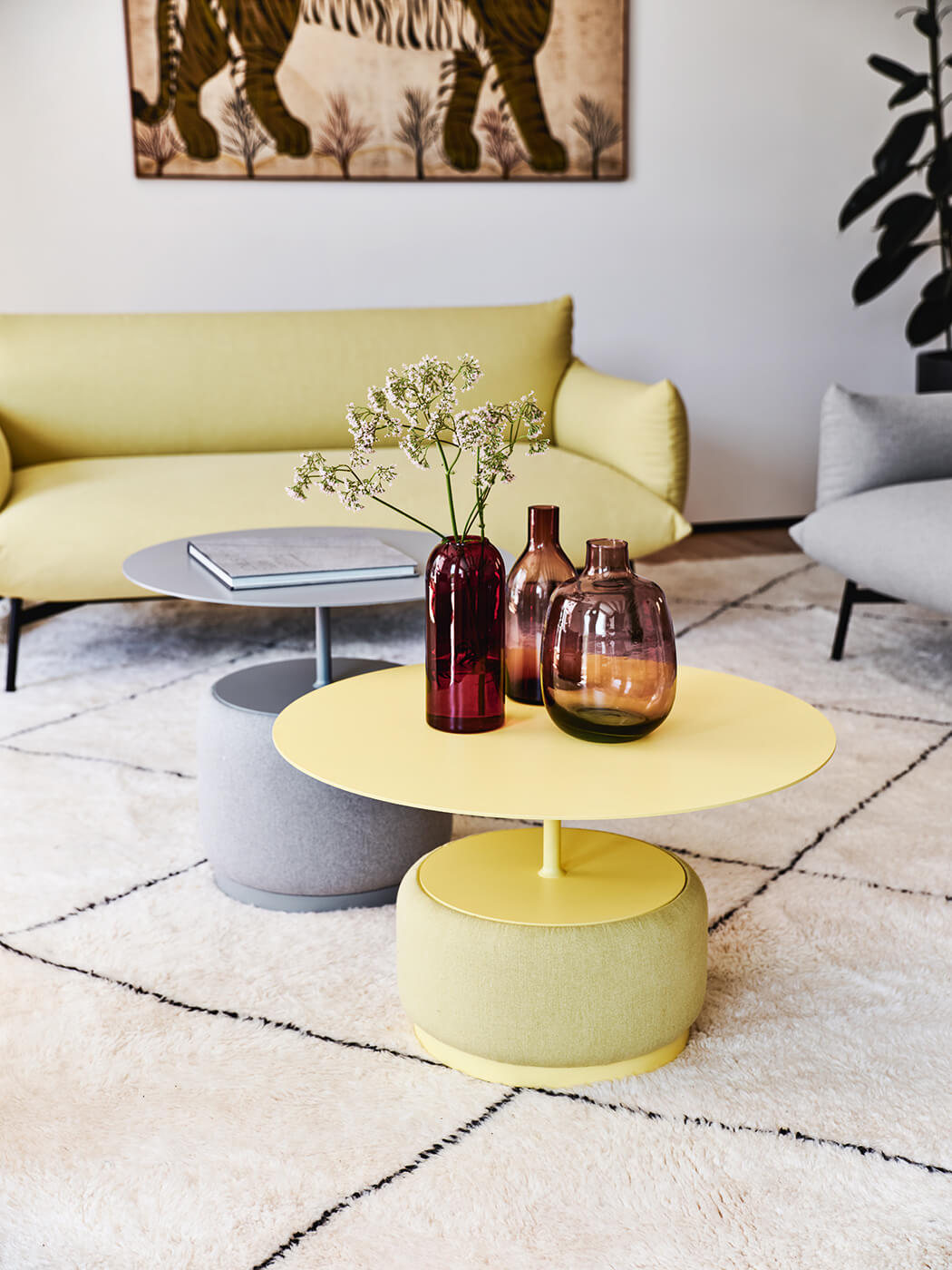 Midj (RU) Кофейный стол Bloom от итальянского бренда Midj