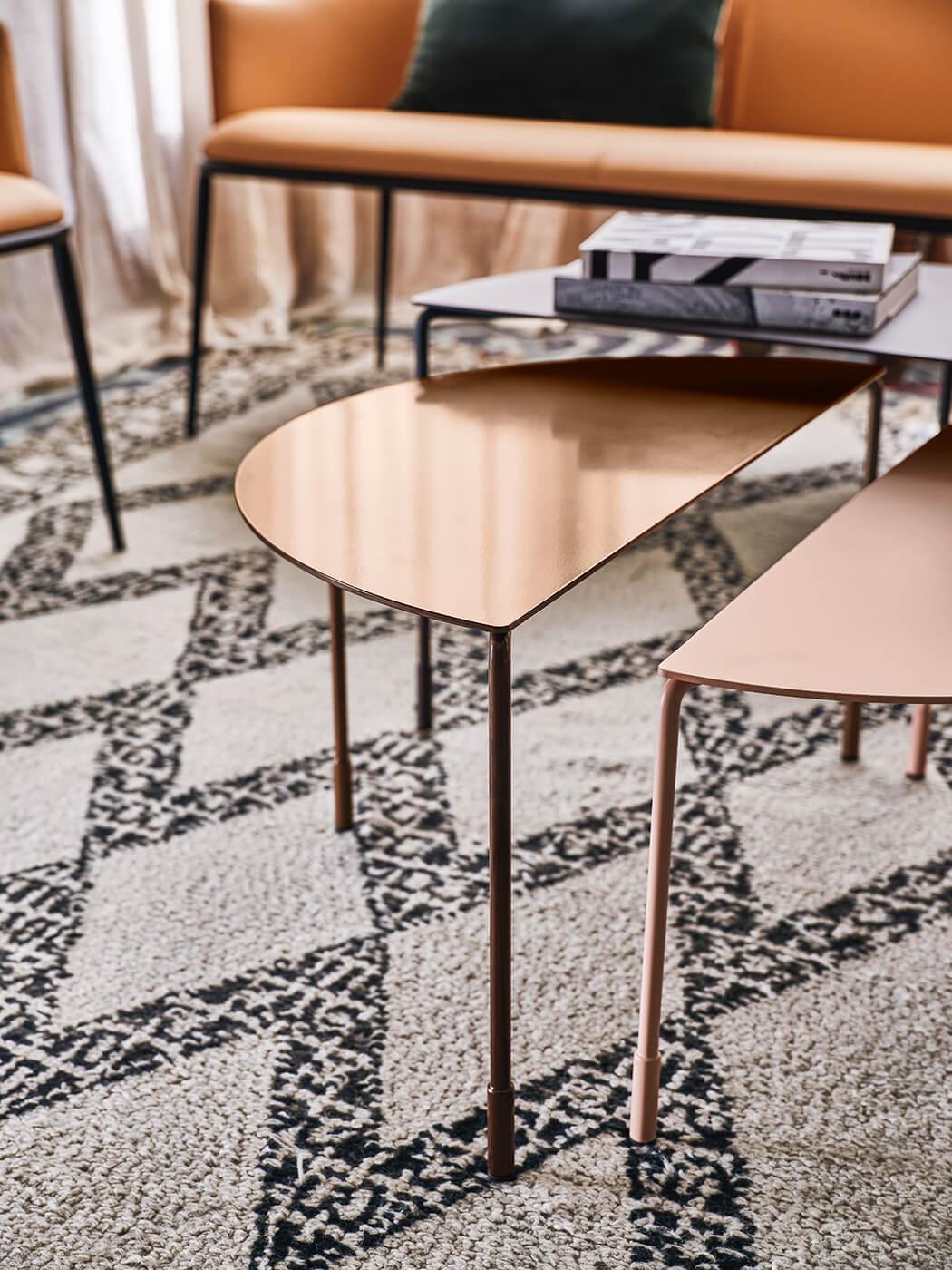 Midj (RU) Кофейный столик Hoodi от итальянского бренда Midj