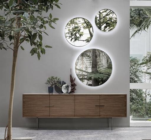 Alivar Настенное зеркало Face to Face от итальянского бренда Alivar