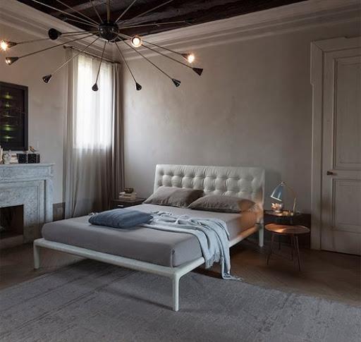 Alivar Кровать Boheme от итальянского производителя Alivar