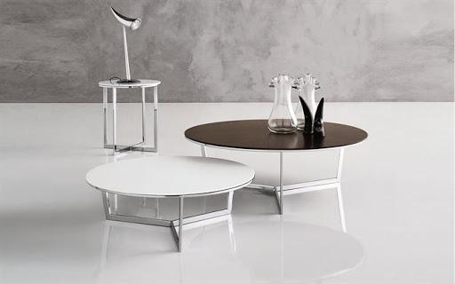 Alivar (RU) Кофейный столик Harpa от итальянского бренда  Alivar