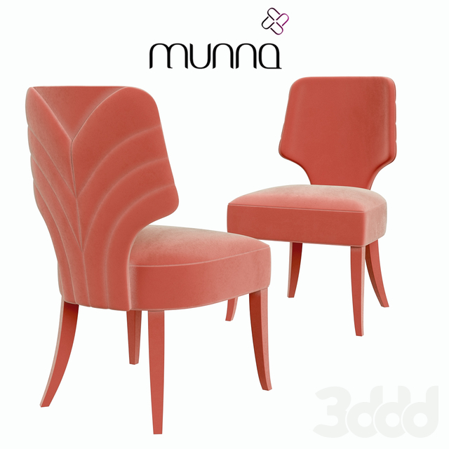 Munna Стул Melody от португальского бренда Munna в салонах ENRE