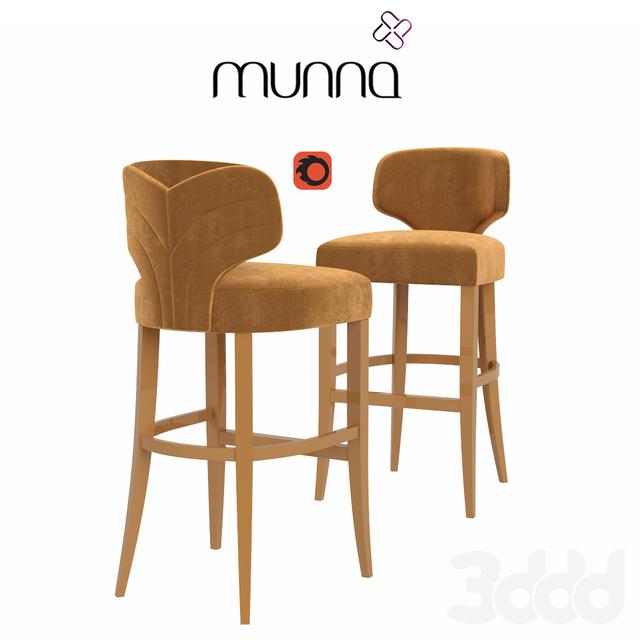 Munna (RU) Барный стул Melody от португальского бренда Munna