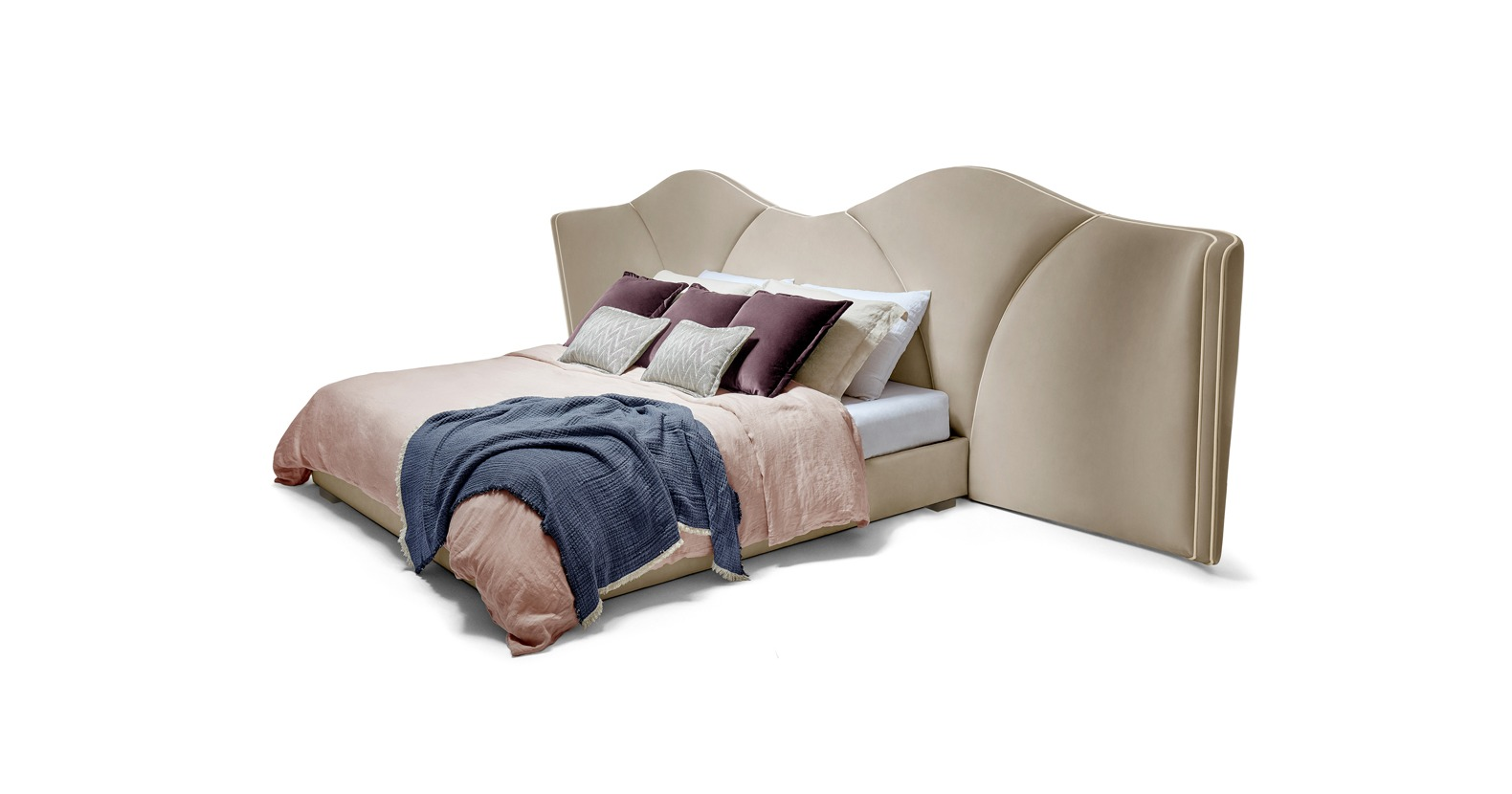 Munna Кровать Josephine от португальского бренда Munna