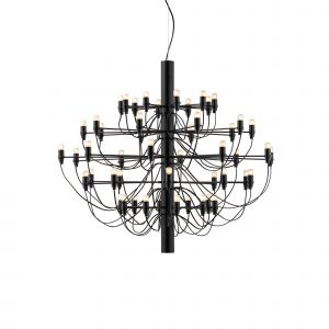 Подвесной светильник 2097/50 Frosted bulbs от бренда Flos