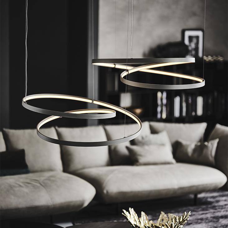 Cattelan Italia Потолочный светильник Heaven от итальянского бренда Cattelan