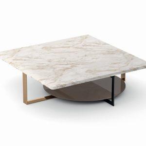 Кофейный столик Clint от итальянского бренда Alberta