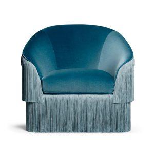 Кресло Fringes от португальского производителя Munna