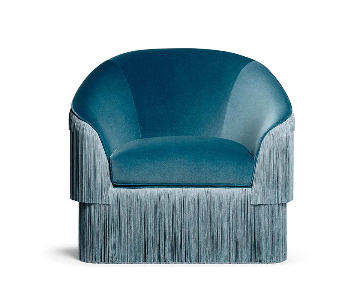 Munna (RU) Кресло Fringes от португальского производителя Munna
