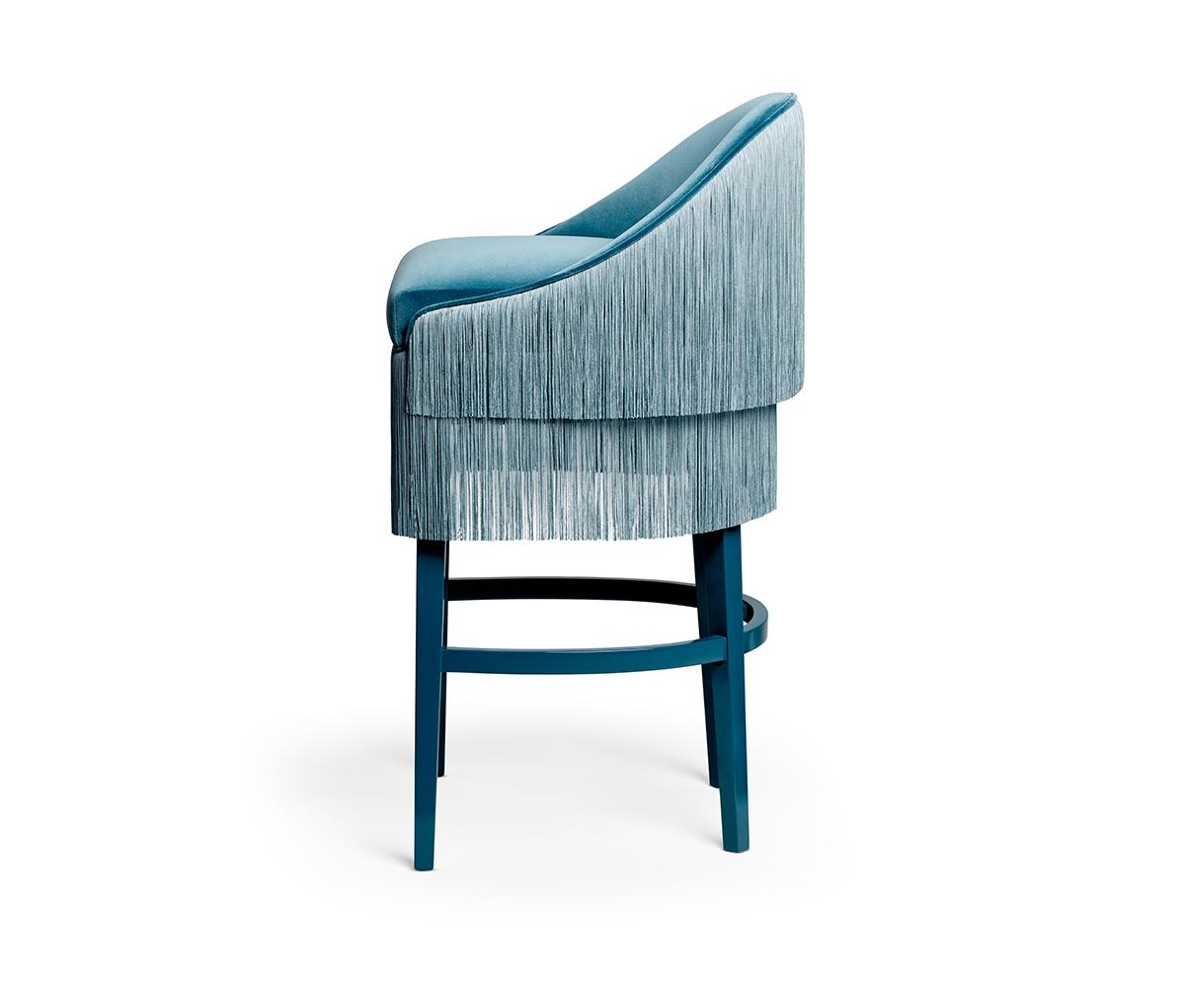 Munna (RU) Барный стул Fringes от португальского бренда Munna