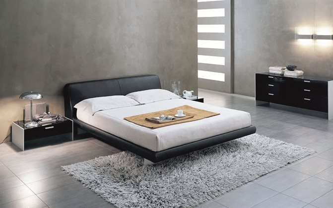 Alivar (RU) Кровать Feng от итальянского производителя Alivar