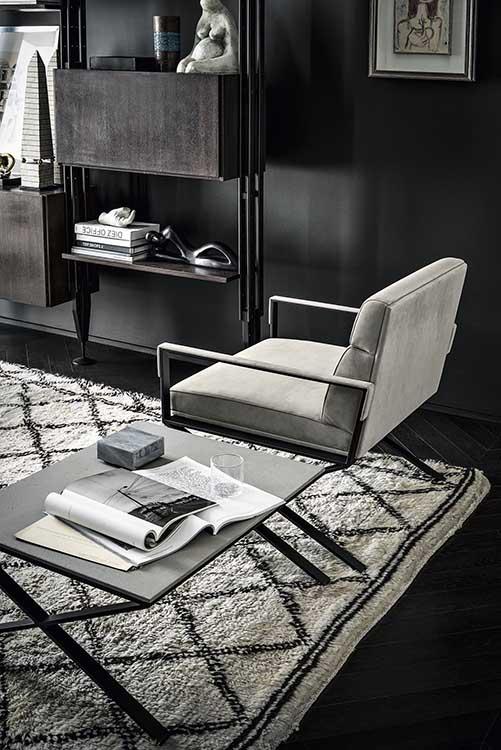 Frag (RU) Кресло Sahrai от итальянского производителя Frag