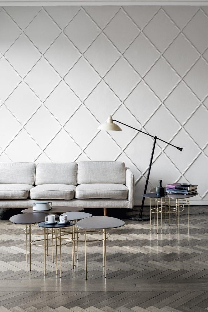 Frag (RU) Кофейный столик Viae от итальянского бренда Frag