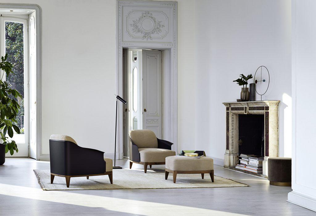 Frag Кресло Cocoon от итальянского производителя Frag