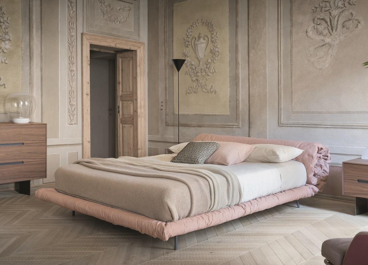 Bonaldo Кровать Blanket от итальянского бренда Bonaldo