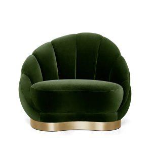 Кресло Olympia от португальского бренда Munna