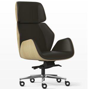 """Офисное кресло """"Haiku Wood"""" от итальянской фабрики Arte&D"""