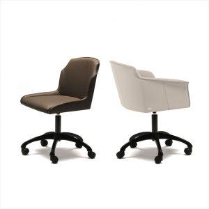 Кресло Tyler Wheels от итальянского бренда Cattelan Italia