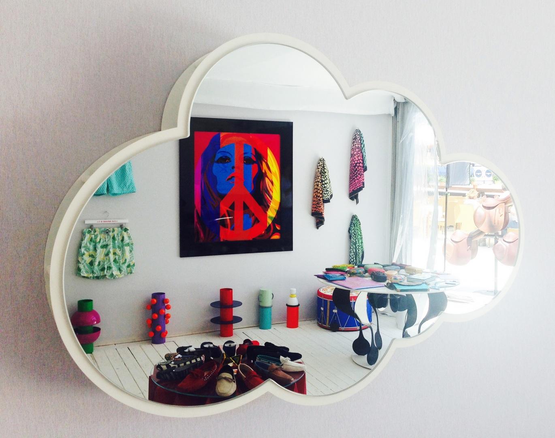 Altreforme (RU) Зеркало настенное Nuvola от итальянского бренда Altreforme