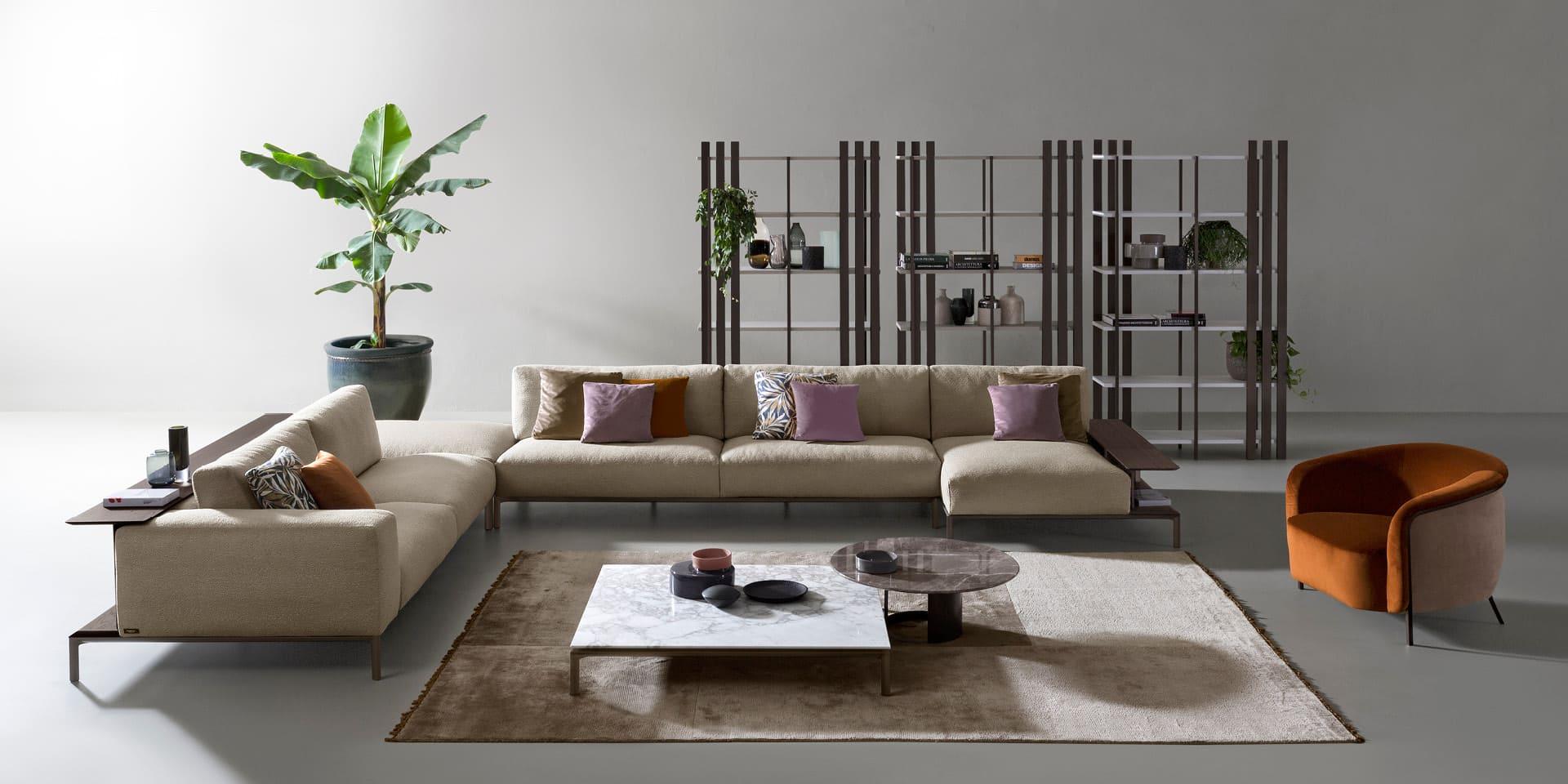 Bodema Модульний диван Man-go від італійського виробника Bodema