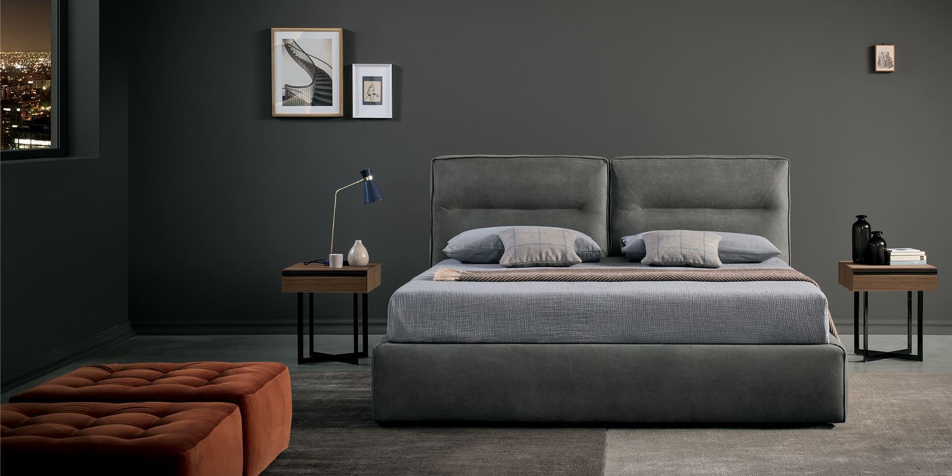 Bodema (RU) Кровать Dallas от итальянского производителя Bodema