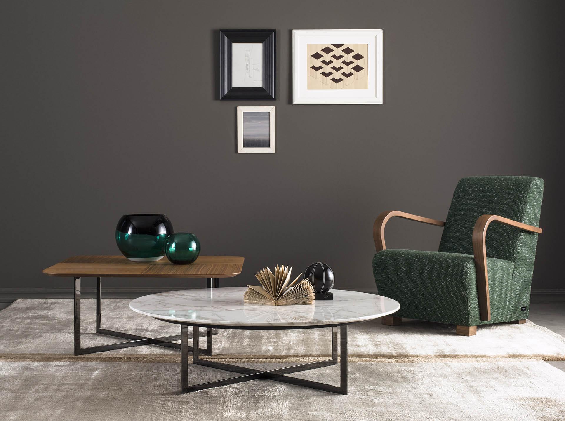 Bodema Кофейный столик Profile от итальянского бренда Bodema