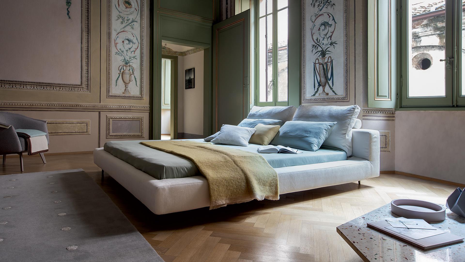 Bonaldo Кровать Owen от итальянского производителя Bonaldo
