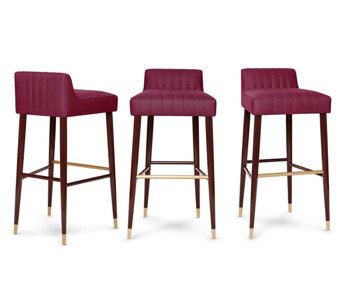 Munna (RU) Барный стул Charlotte от португальского бренда Munna