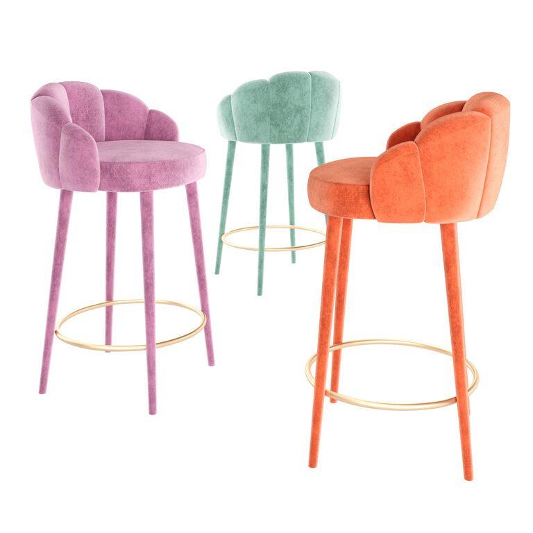 Munna (RU) Барный стул Olympia от португальского бренда Munna