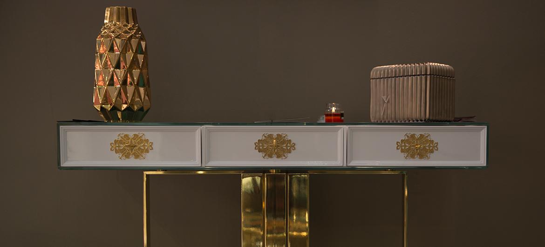 Bessa Design (RU) Консоль Filigrana от португальского бренда Bessa Design