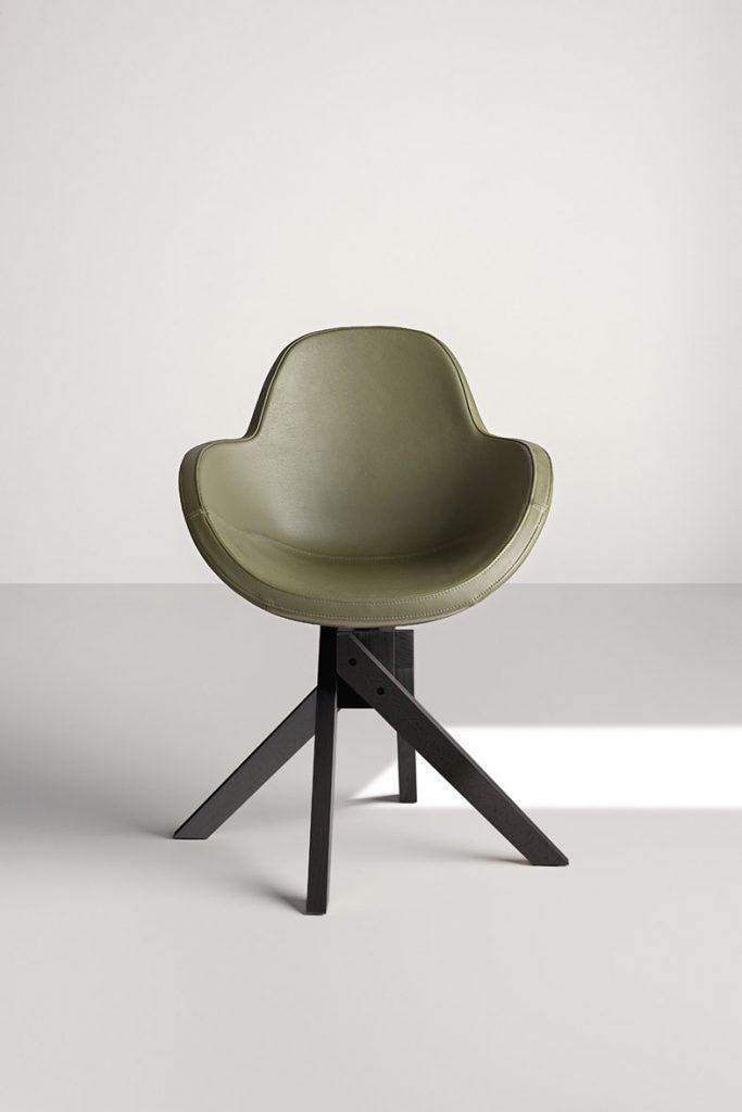 Frag Обеденный стул Darling от итальянского бренда Frag