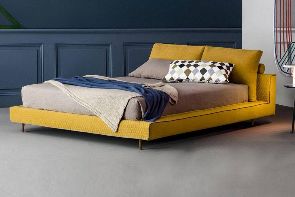 Bonaldo (RU) Кровать Owen от итальянского производителя Bonaldo