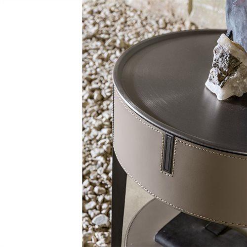 Alivar Прикроватная тумба Round от итальянского бренда Alivar
