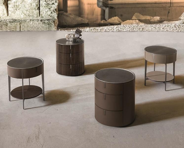Alivar (RU) Прикроватная тумба Round от итальянского бренда Alivar