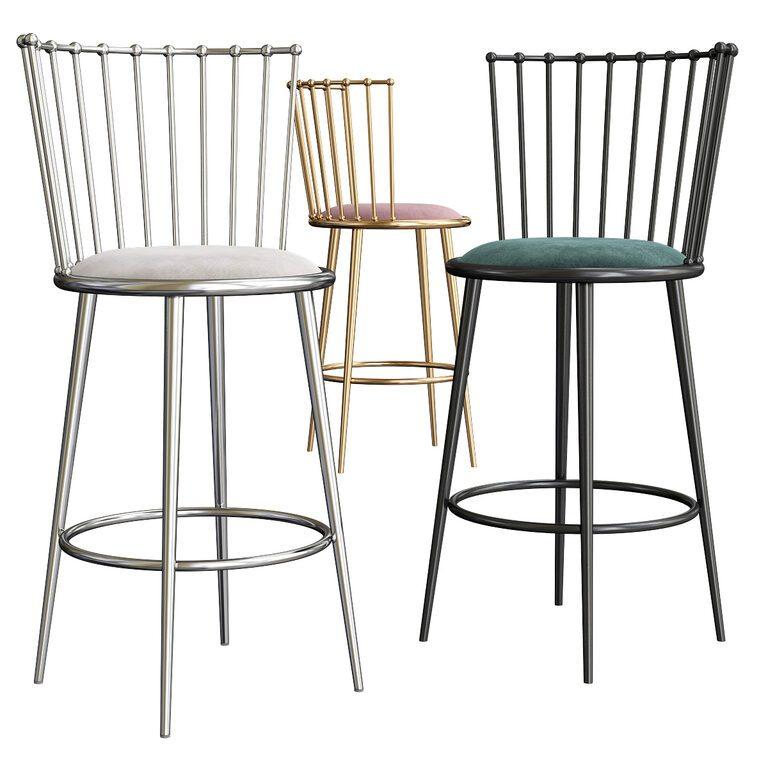 Cantori Барний стілець Aurora від італійського бренду Cantori