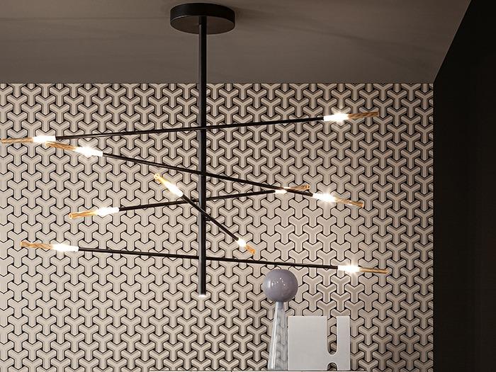 Bonaldo Потолочный светильник Crossroad от итальянского бренда Bonaldo