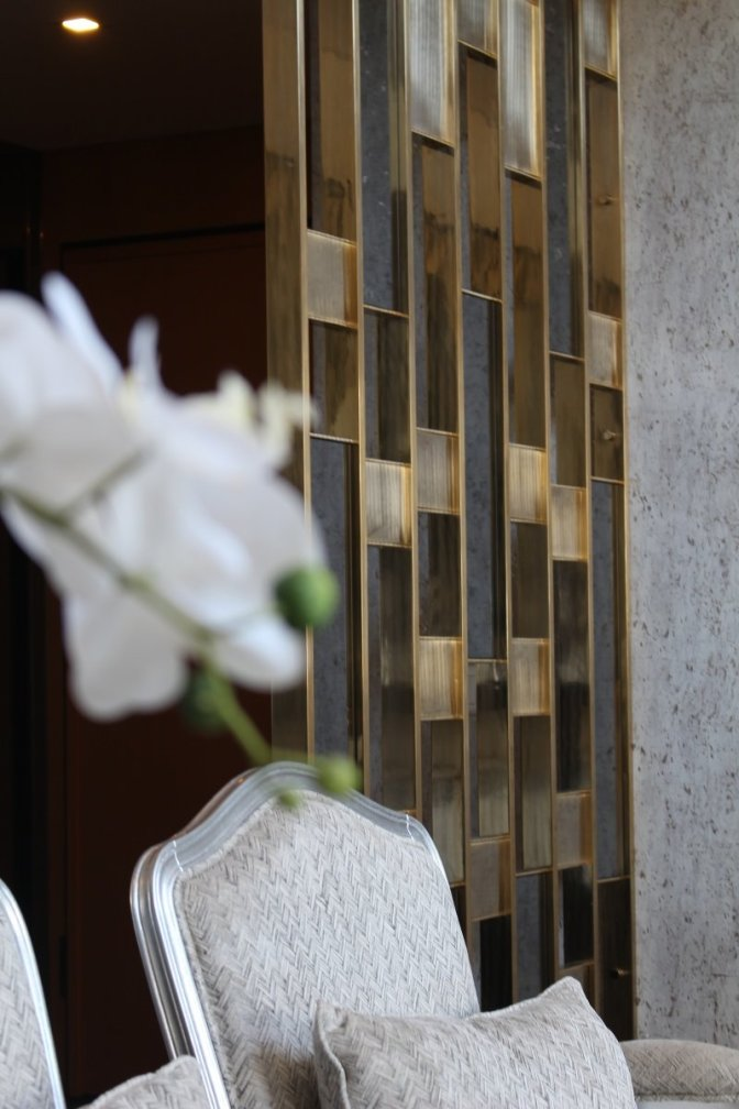 Castro Lighting Ширма Matisse от португальского бренда Castro lighting