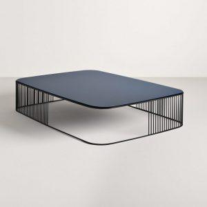 Кофейный стол Comb 100 от итальянского бренда Frag