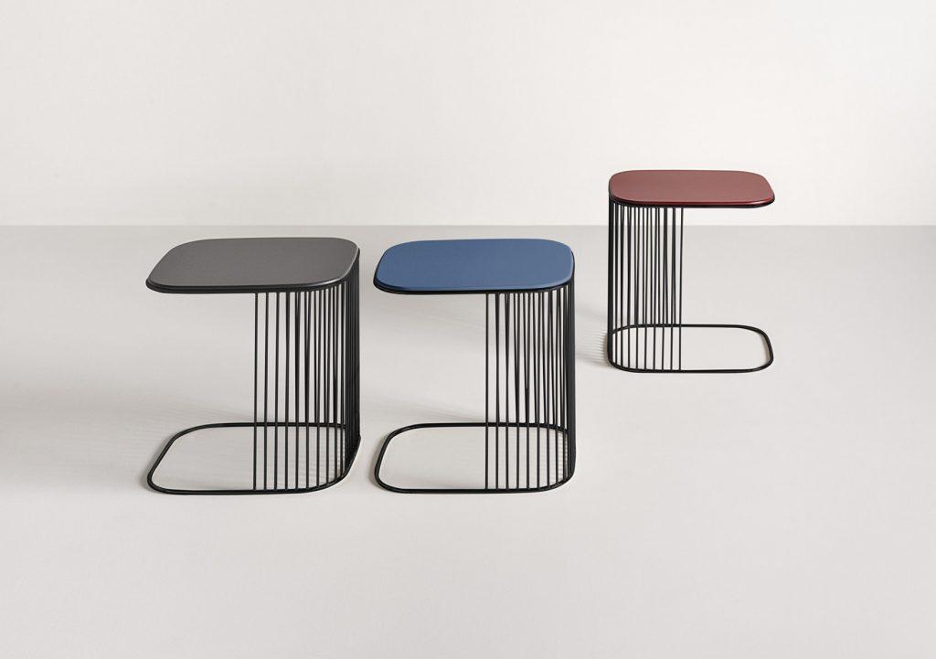 Frag Кавовий  стіл Comb 40 від італійського бренду Frag