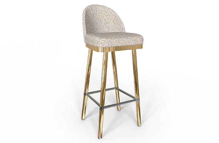 Castro Lighting Барний стілець Penelope від португальського бренду Castro lighting